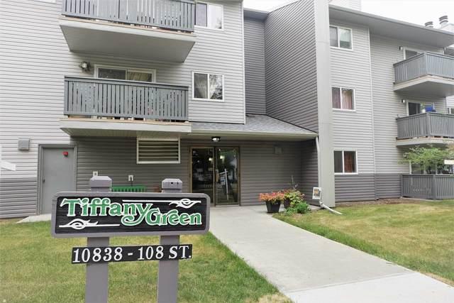 207 10838 108 Street, Edmonton, AB T5N 3A6 (#E4256081) :: Initia Real Estate