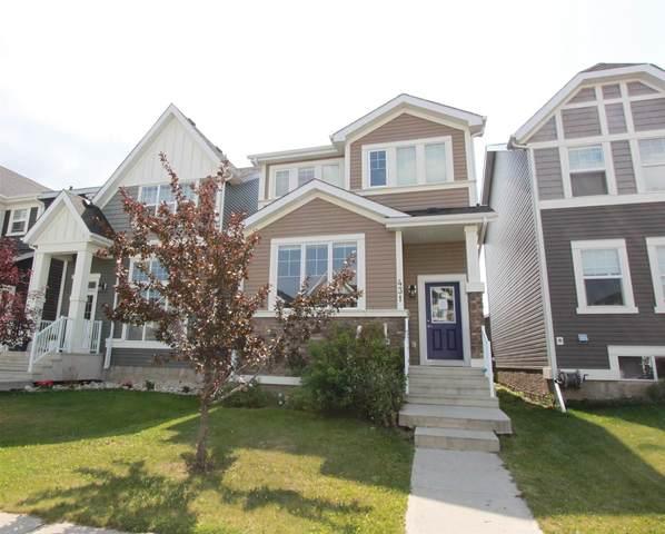 431 Simpkins Link, Leduc, AB T9E 1B8 (#E4256082) :: The Good Real Estate Company