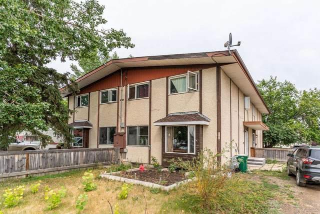 10008 A & B 99 Street, Morinville, AB T8R 1B3 (#E4256104) :: The Good Real Estate Company