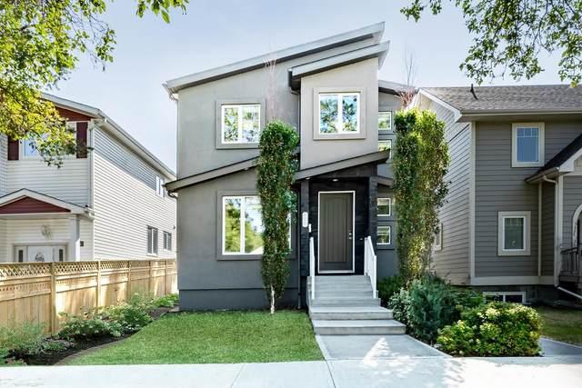 6607 106 Street, Edmonton, AB T6H 2V7 (#E4256107) :: Initia Real Estate