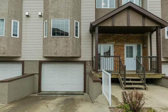 2 17839 99 Street NW, Edmonton, AB T5X 6A6 (#E4256116) :: Müve Team | Royal LePage ArTeam Realty