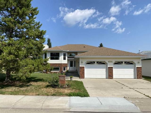 4332 43 Avenue, Drayton Valley, AB T7A 1G7 (#E4256117) :: Initia Real Estate