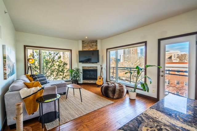 404 11415 100 Avenue, Edmonton, AB T5K 0J5 (#E4256130) :: Initia Real Estate