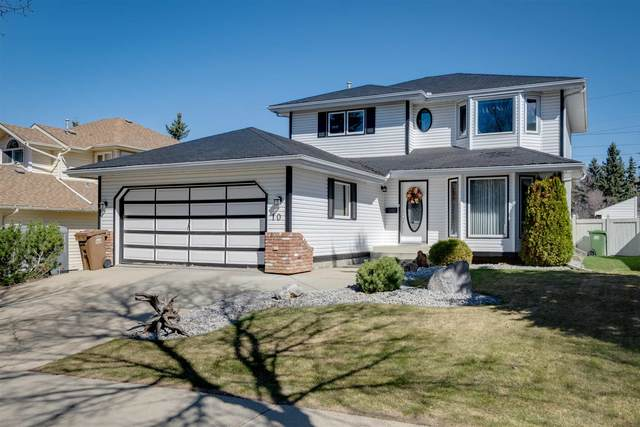 10 Harnois Place, St. Albert, AB T8N 5R2 (#E4256133) :: The Good Real Estate Company