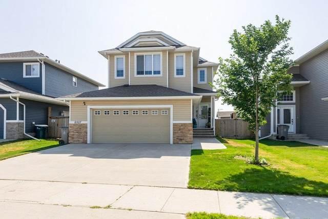 8907 97 Avenue, Morinville, AB T8R 1R7 (#E4256172) :: The Good Real Estate Company