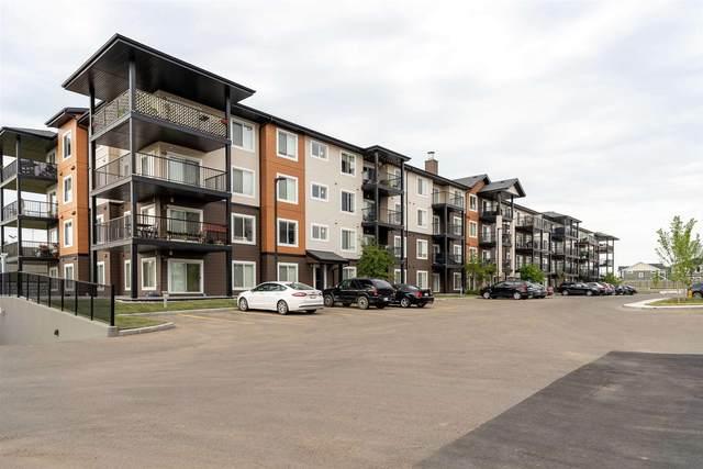 320 142 Ebbers Boulevard NW, Edmonton, AB T5Y 3W2 (#E4256180) :: Müve Team | RE/MAX Elite