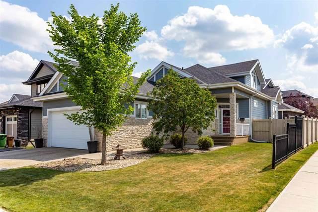 3 Edgewater Terrace N, St. Albert, AB T8N 4G5 (#E4256181) :: The Good Real Estate Company
