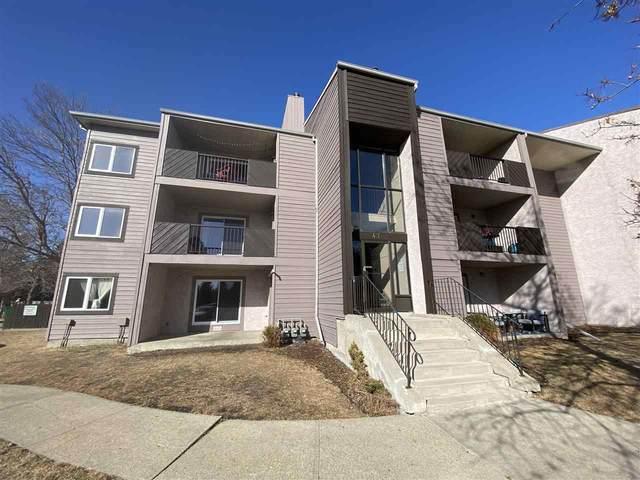 101 47 Akins Drive, St. Albert, AB T8N 3M6 (#E4256197) :: The Good Real Estate Company