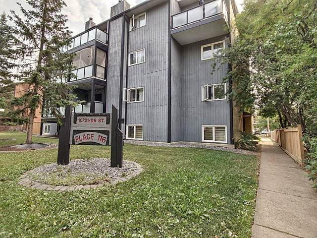 6 - 10721 116 Street, Edmonton, AB T5H 3M3 (#E4256199) :: Müve Team   RE/MAX Elite