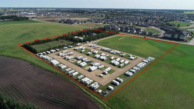 50420 Range Road 243, Rural Leduc County, AB T4X 0N6 (#E4256238) :: The Good Real Estate Company