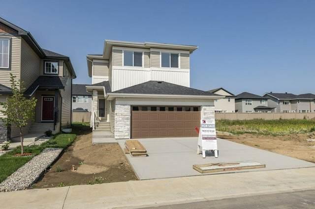 9828 223 Street, Edmonton, AB T5T 7B6 (#E4256242) :: RE/MAX River City