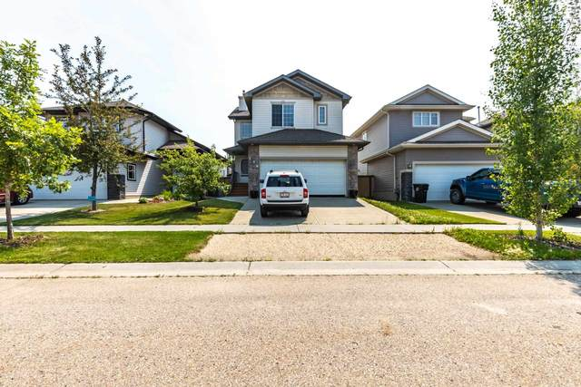 120 Acacia Circle, Leduc, AB T9E 0C9 (#E4256247) :: The Good Real Estate Company