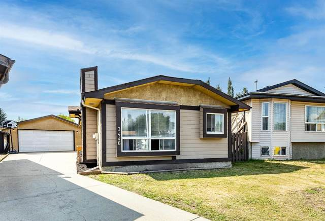 3446 42 Street NW, Edmonton, AB T6L 5A1 (#E4256248) :: RE/MAX River City