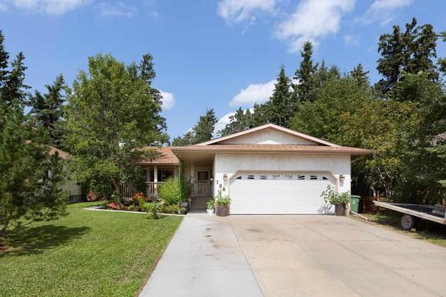 180 Porter Avenue, Millet, AB T0C 1Z0 (#E4256259) :: The Good Real Estate Company