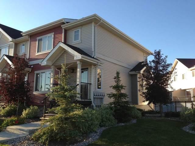 17 5146 Mullen Road, Edmonton, AB T6R 0S7 (#E4256261) :: Müve Team | RE/MAX Elite