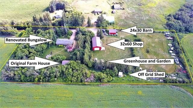 #1 54518 RGE RD 245, Rural Sturgeon County, AB T8T 0P1 (#E4256266) :: The Good Real Estate Company
