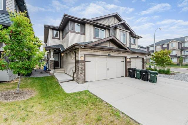 29 21 Augustine Crescent, Sherwood Park, AB T8H 1C1 (#E4256271) :: The Good Real Estate Company