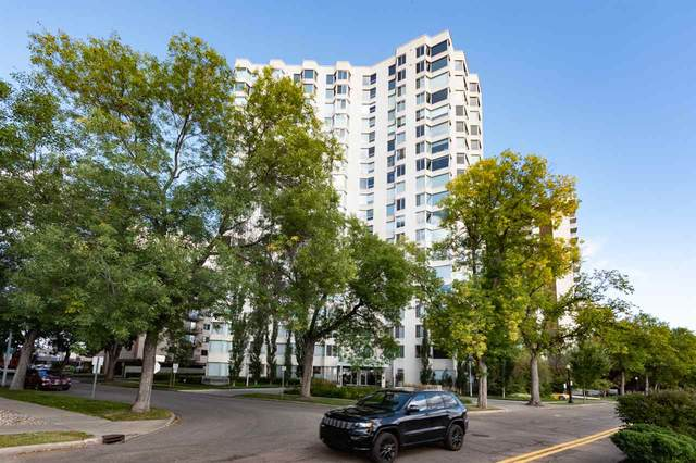 402 11826 100 Avenue, Edmonton, AB T5K 0K3 (#E4256273) :: Müve Team | RE/MAX Elite