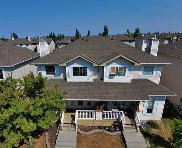 50 Spruce Village Drive West, Spruce Grove, AB T7X 0B8 (#E4256276) :: Müve Team | RE/MAX Elite