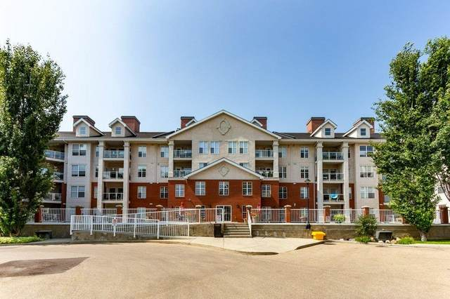 216 45 INGLEWOOD Drive, St. Albert, AB T8N 0B6 (#E4256280) :: The Good Real Estate Company