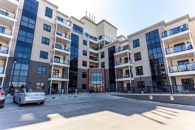601 200 Bellerose Drive, St. Albert, AB T8N 7P7 (#E4256330) :: The Good Real Estate Company