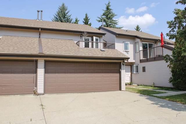 49 Grandin Wood(S), St. Albert, AB T8N 2Y4 (#E4256331) :: The Good Real Estate Company