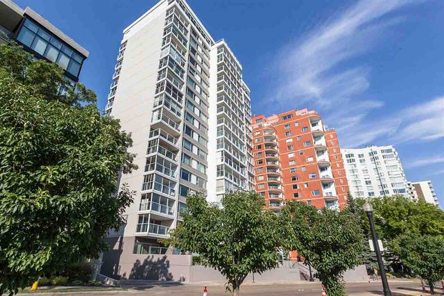 1703 11920 100 Avenue, Edmonton, AB T5K 0K5 (#E4256340) :: Müve Team | RE/MAX Elite