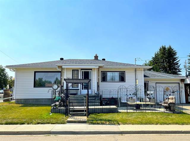 5001 54 A Avenue, Stony Plain, AB T7Z 1B7 (#E4256348) :: The Good Real Estate Company