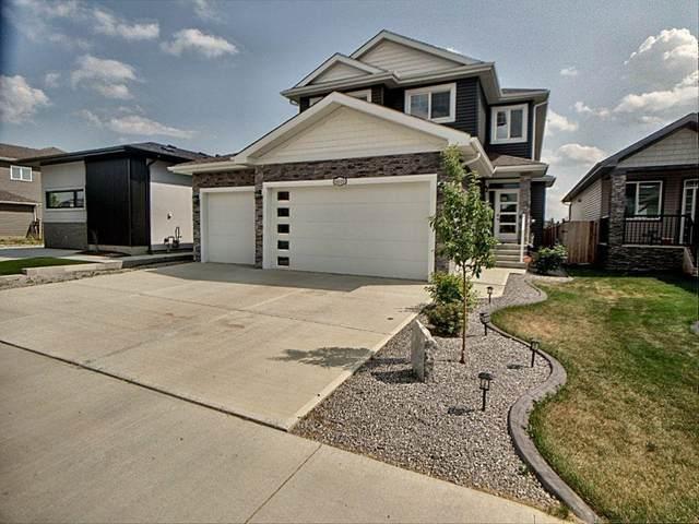 9619 106 Avenue, Morinville, AB T8R 0E8 (#E4256368) :: The Good Real Estate Company