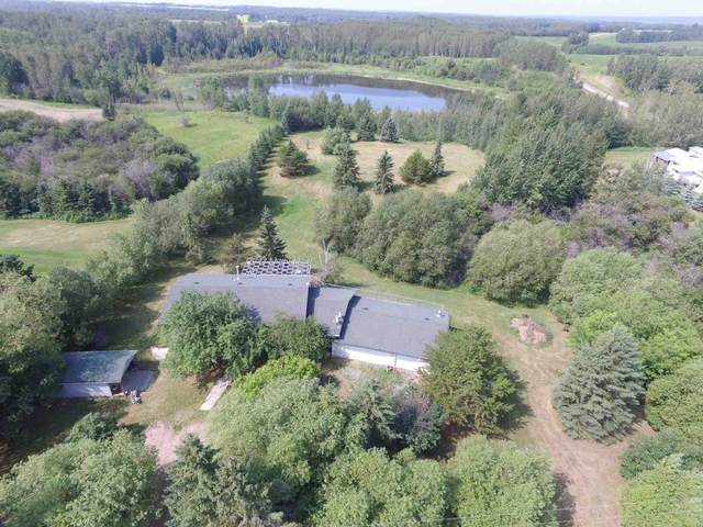 35 52330 Range Road 24, Rural Parkland County, AB T7Y 2K7 (#E4256371) :: The Good Real Estate Company