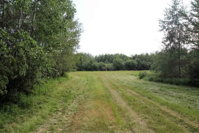 Range Rd 133 Township Rd 614, Rural Smoky Lake County, AB T0A 3C0 (#E4256379) :: Müve Team | RE/MAX Elite