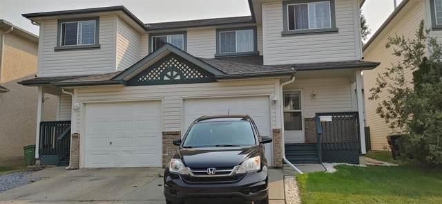 42 300 Hooper Crescent, Edmonton, AB T5A 5B3 (#E4256386) :: Initia Real Estate