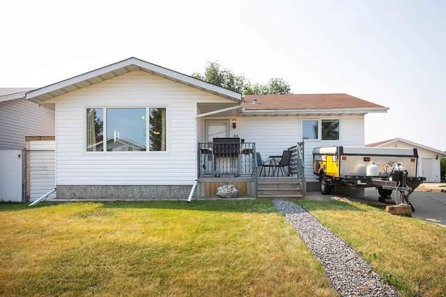 35 Garden Valley Drive NW, Stony Plain, AB T7Z 1H5 (#E4256402) :: The Good Real Estate Company