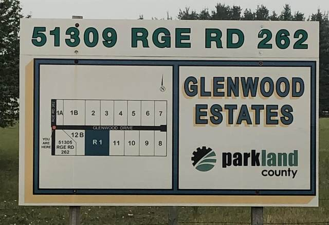 12B 51309 RGE RD 262, Rural Parkland County, AB T7Y 1B5 (#E4256408) :: Müve Team | Royal LePage ArTeam Realty
