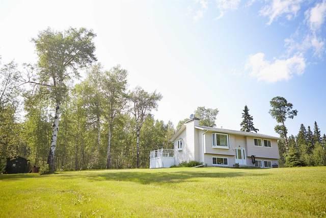 19-53515 Range Road 45, Rural Lac Ste. Anne County, AB T0E 0L0 (#E4256409) :: The Foundry Real Estate Company