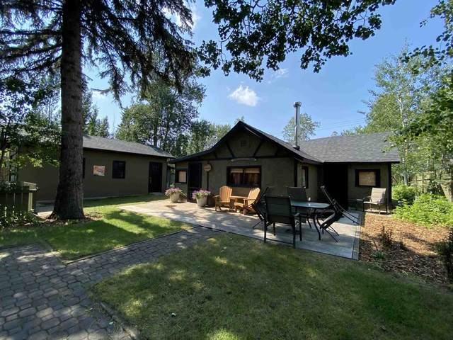 707A 2 Avenue, Rural Wetaskiwin County, AB T0C 1X0 (#E4256410) :: The Good Real Estate Company