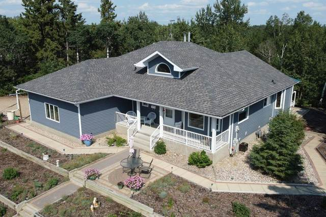 83 474032 RGE RD 242, Rural Wetaskiwin County, AB T0Z 1Z0 (#E4256413) :: The Good Real Estate Company