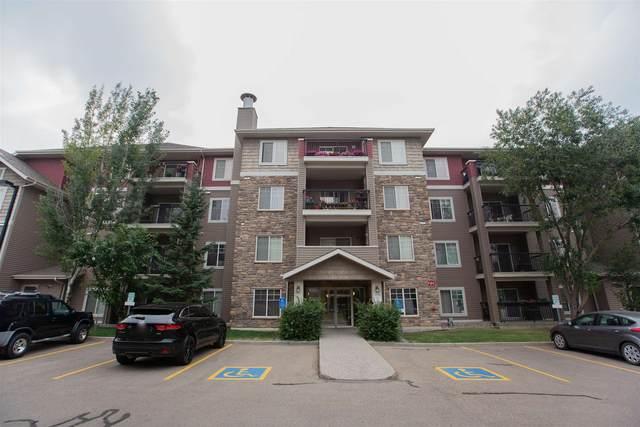 218 17415 99 Avenue, Edmonton, AB T5T 0W8 (#E4256415) :: Müve Team | RE/MAX Elite