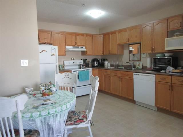 312 4700 43 Avenue, Stony Plain, AB T7Z 2S6 (#E4256422) :: Initia Real Estate