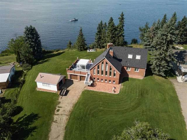 8 Bayview Crescent, Rural Parkland County, AB T0E 0W0 (#E4256433) :: The Good Real Estate Company