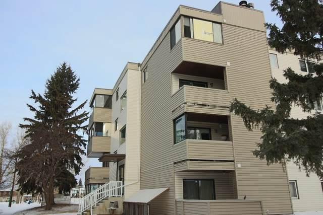 423 24 Jubilee Drive, Fort Saskatchewan, AB T8L 2M1 (#E4256447) :: The Good Real Estate Company