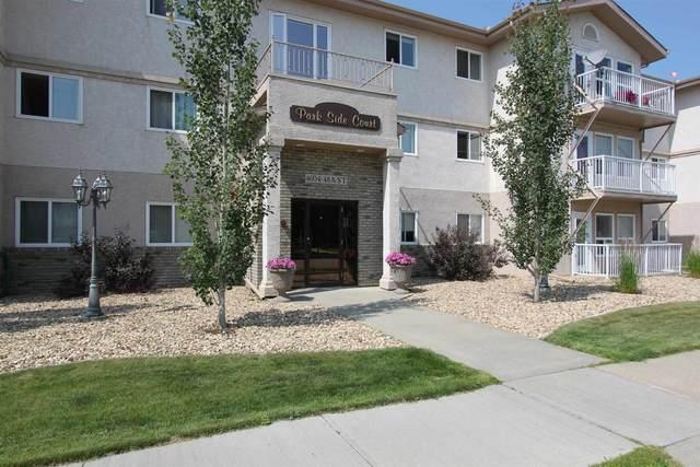 103 4604 48A Street, Leduc, AB T9E 5X8 (#E4256452) :: The Good Real Estate Company