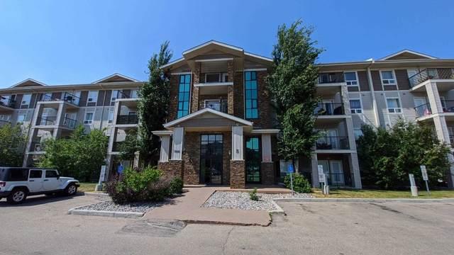 5217 7335 South Terwillegar Drive, Edmonton, AB T6R 0M1 (#E4256456) :: The Good Real Estate Company