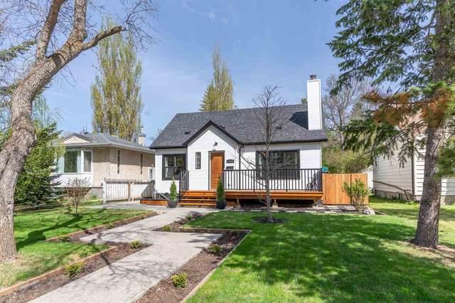 11442 74 Avenue, Edmonton, AB T6G 0E8 (#E4256472) :: The Good Real Estate Company