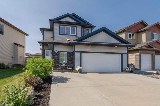 9630 106 Avenue, Morinville, AB T8R 0E8 (#E4256482) :: The Good Real Estate Company