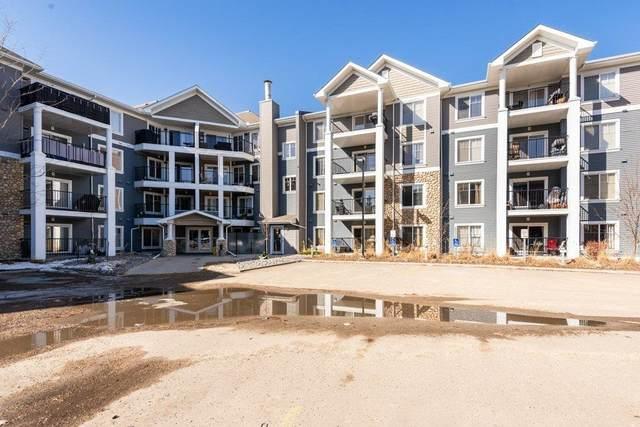 122 6084 Stanton Drive, Edmonton, AB T6X 0Z4 (#E4256484) :: The Good Real Estate Company