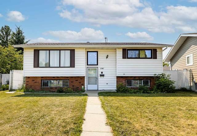 1141 Lakewood Road N, Edmonton, AB T6K 3A9 (#E4256487) :: The Good Real Estate Company