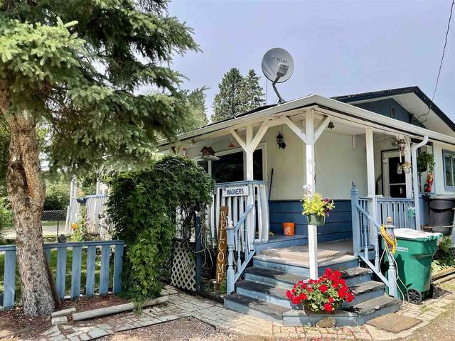 533 Shady Crescent, Rural Parkland County, AB T7Z 2T6 (#E4256488) :: The Good Real Estate Company