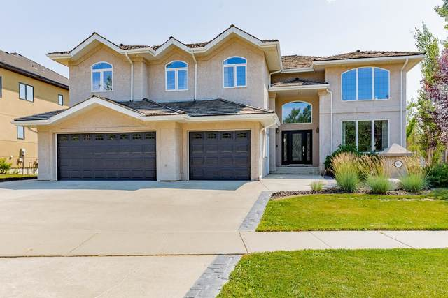504 52304 RGE RD 233, Rural Strathcona County, AB T8B 1C9 (#E4256489) :: The Good Real Estate Company