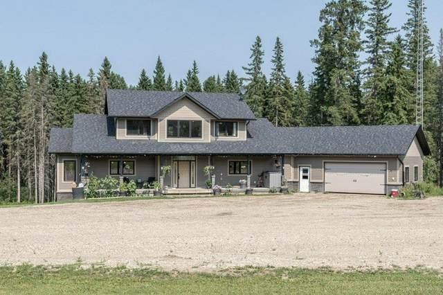 453045 Rge Rd 61, Rural Wetaskiwin County, AB T0C 0T0 (#E4256492) :: The Foundry Real Estate Company